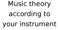 Theory according to your instrument