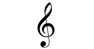 Treble clef (G-clef)