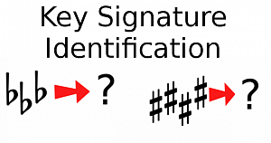 Key Signature Identification