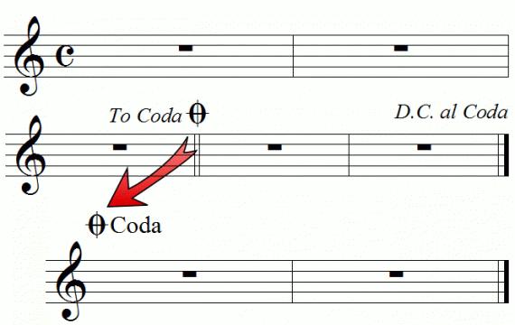 Dacapo Al Coda animation frame 9