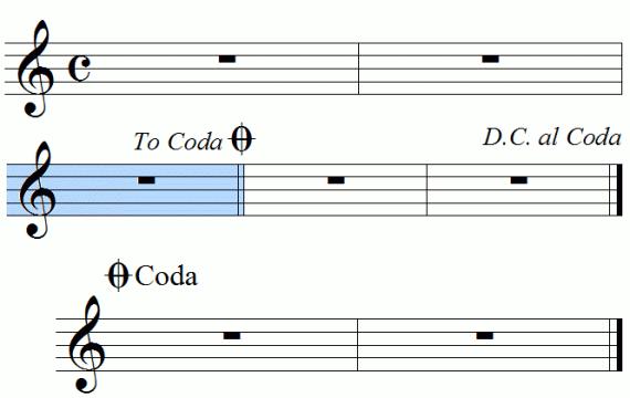 Dacapo Al Coda animation frame 3